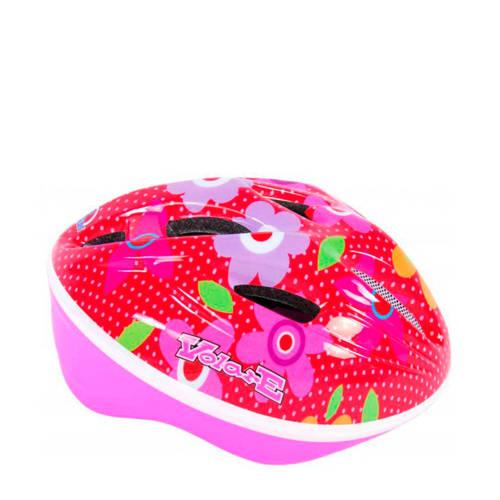 Volare Kinder Fiets/Skate Helm Deluxe Roze kopen