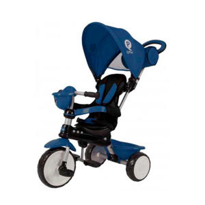 Driewieler Comfort 4 in 1