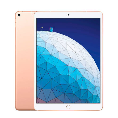 Apple Apple iPad Air 10.5' Wi-Fi + Cellular 64GB (Gold) kopen