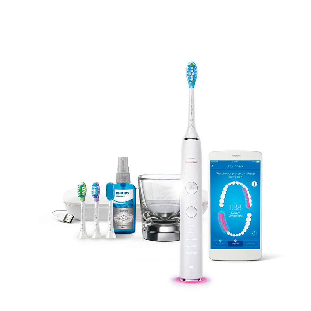 Philips Sonicare DiamondClean Smart HX9924/03 elektrische tandenborstel, -