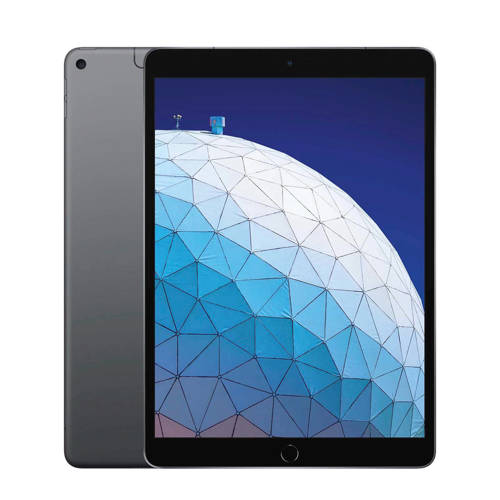 iPad Air Wi-Fi + Cellular 256GB Spacegrijs