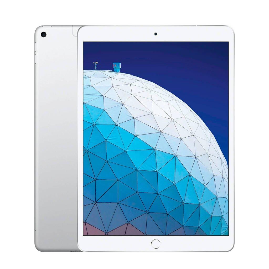 "Apple Apple iPad Air 10.5"" Wi-Fi + Cellular 256GB (Silver), Zilver"