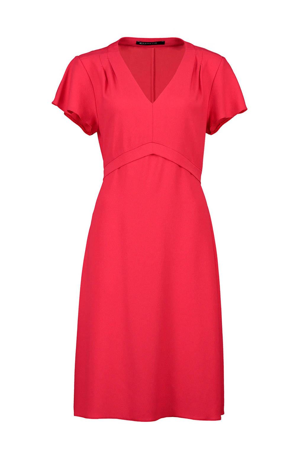 Expresso Enneke jurk roze, Roze