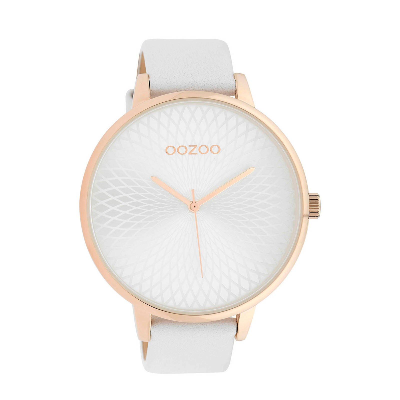 56739857b09 Oozoo Timepieces Zwart Horloge C10058 - TropicalWeather