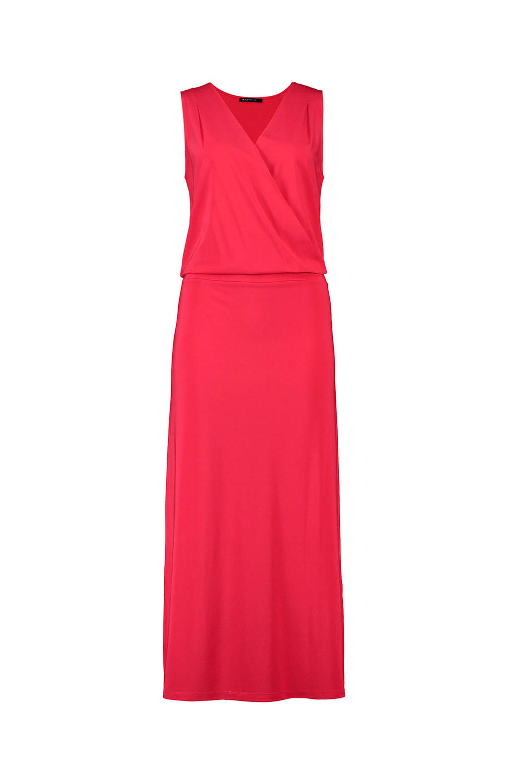 Expresso maxi jurk rood, Rood
