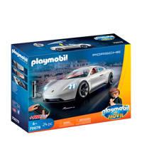 Playmobil the Movie Rex Dasher's Porsche Mission E 70078