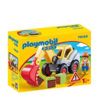 Playmobil 1-2-3  Graaflader 70125