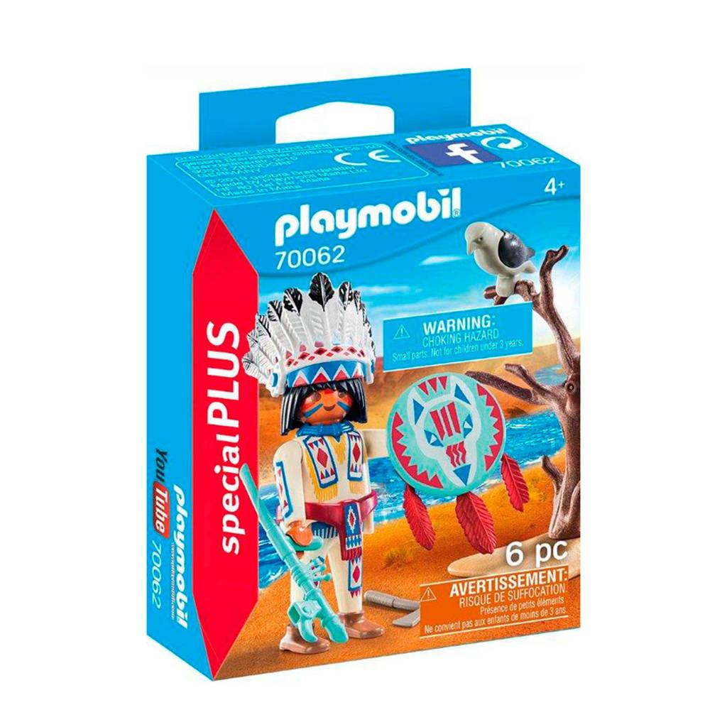 Playmobil Inheems stamhoofd