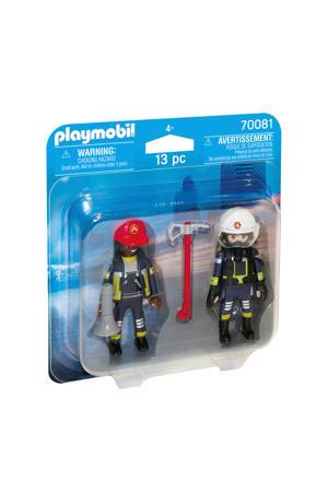 DuoPack Brandweerlui 70081