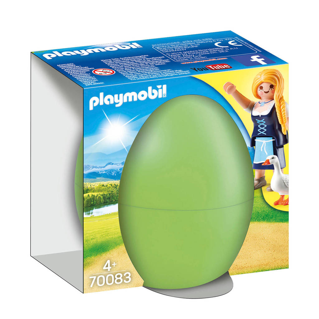 Playmobil Ganzenhoedster 70083