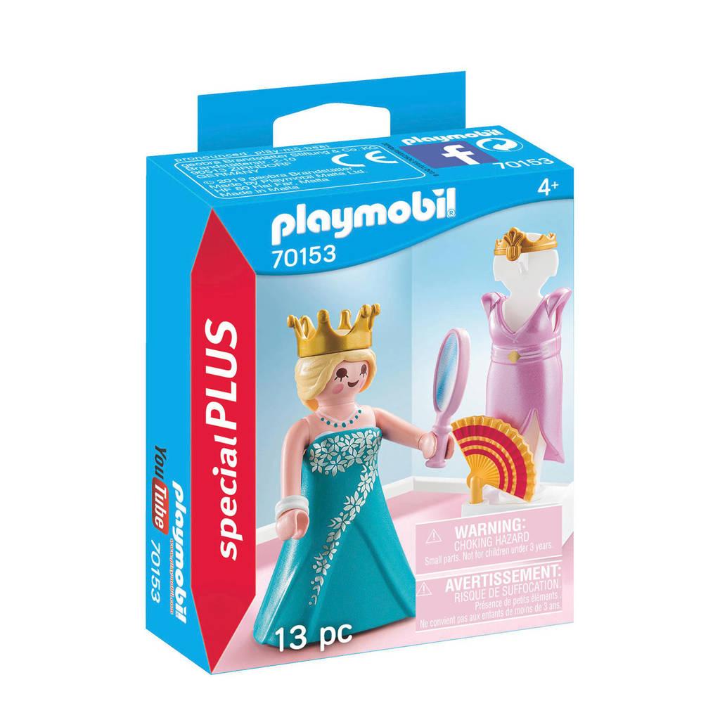 Playmobil Special Plus Prinses met paspop 70153