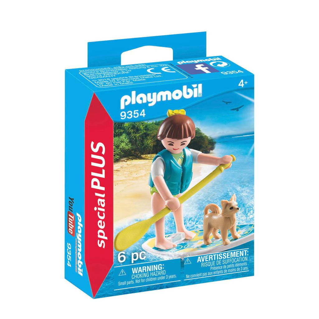 Playmobil Special Plus Peddelsurfer  9354