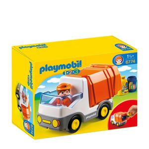 Vuilniswagen 6774