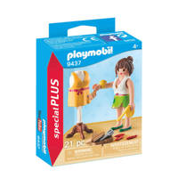 Playmobil Special Plus Modeontwerpster  9437