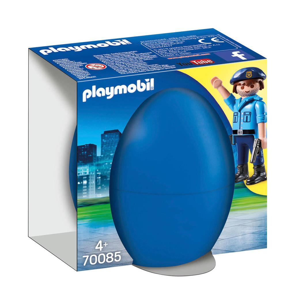 Playmobil agent met hond 70085
