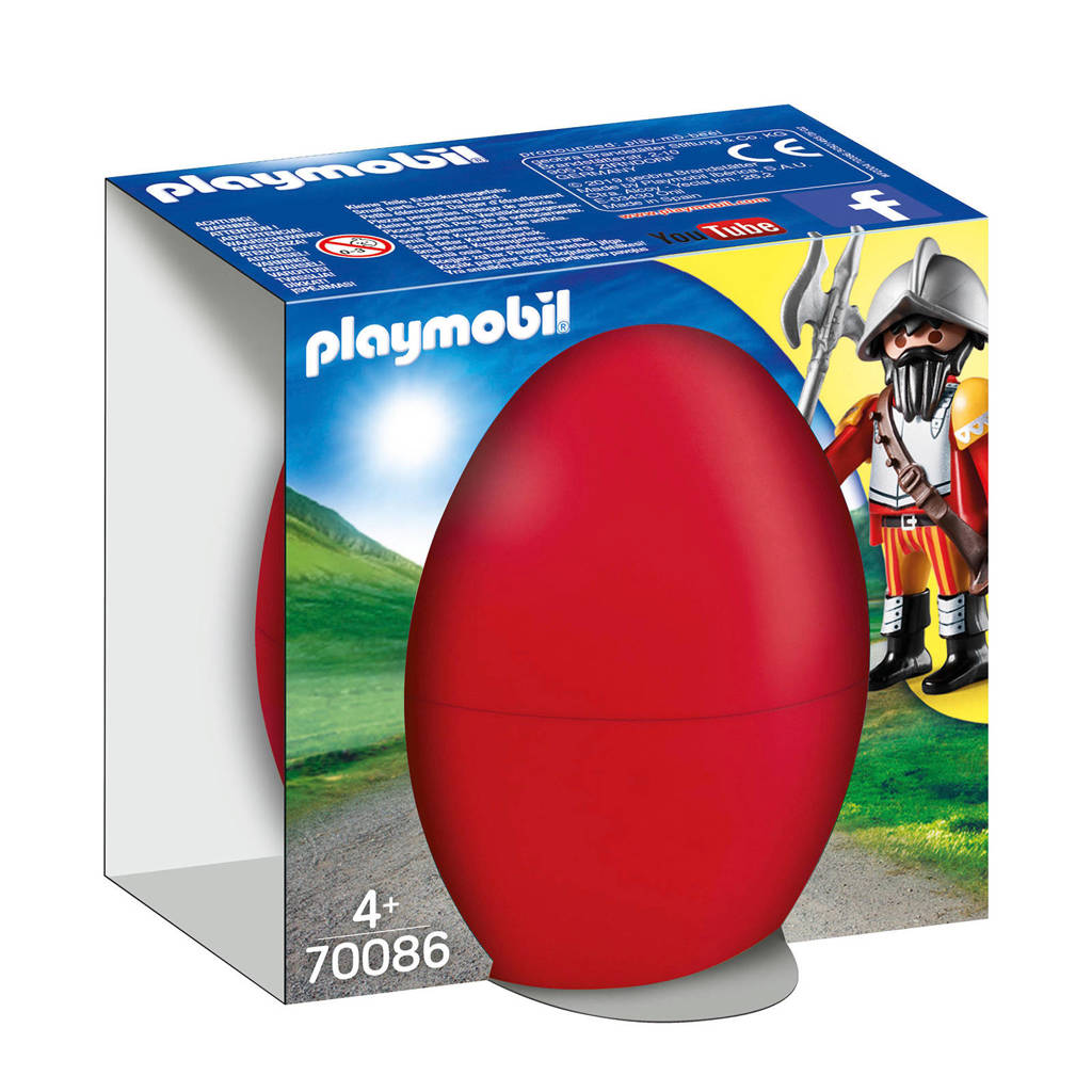 Playmobil Ridder met kanon 70086