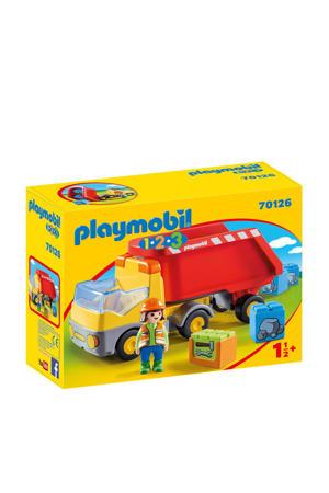 1-2-3 Kiepwagen 70126