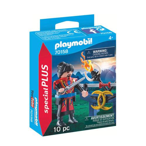 Playmobil Oosterse krijger 70158