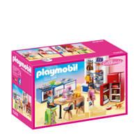Playmobil Dollhouse Leefkeuken 70206