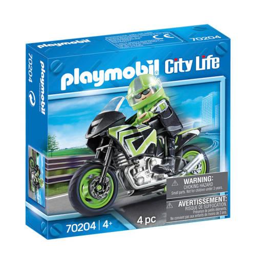 Playmobil Motorrijder 70204