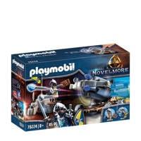 Playmobil Novelmore Wonderlijke waterballista 70224