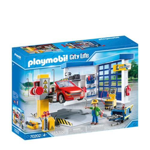 Playmobil 70202 City Life Garage werkplaats