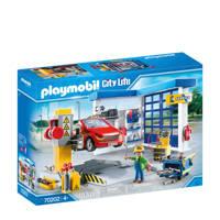 Playmobil City Life Autogarage 70202