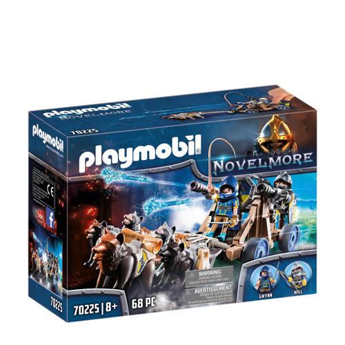 Playmobil Wolventeam met waterkanon 70225