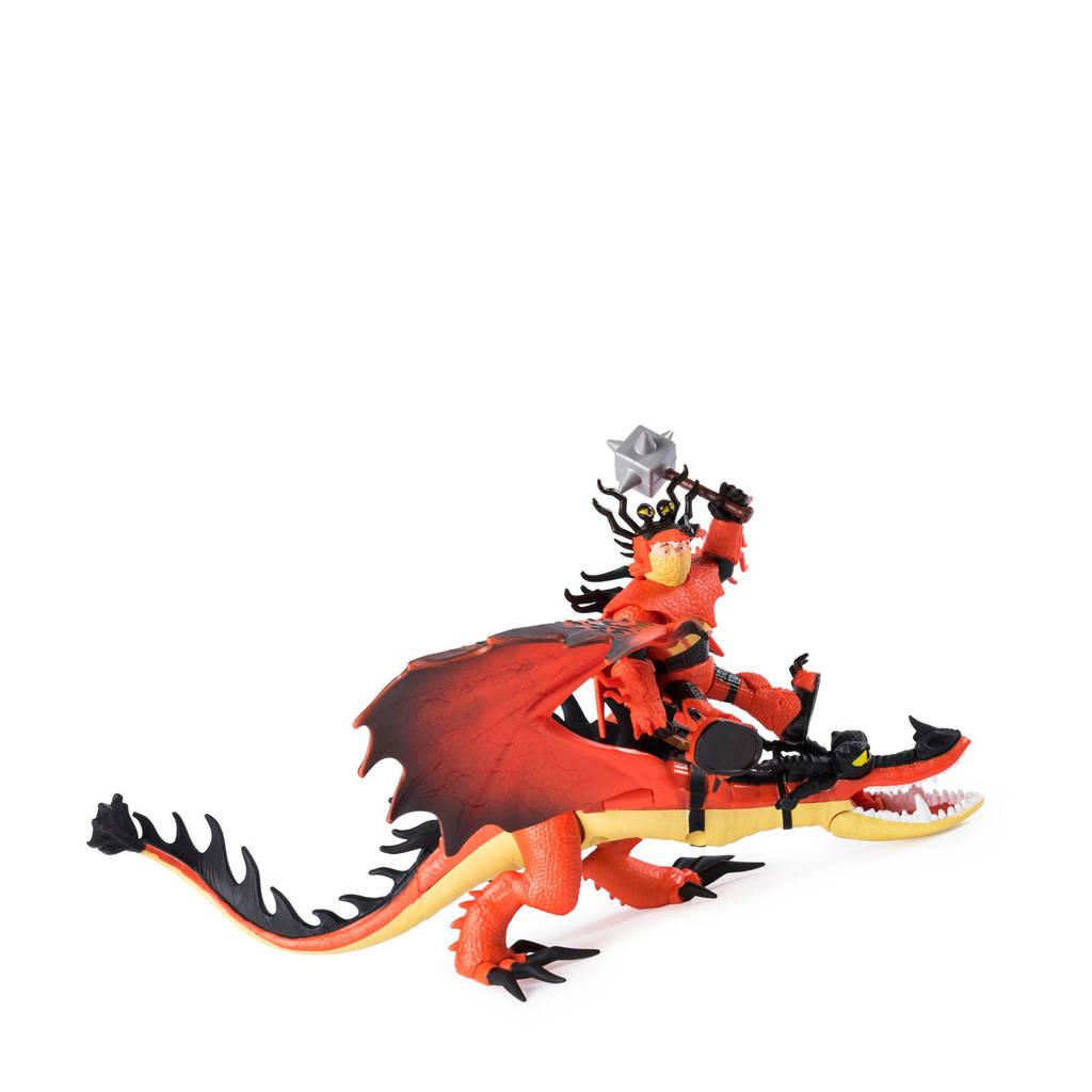 Dragons  Dragon & Viking Snotlout/Hookfang
