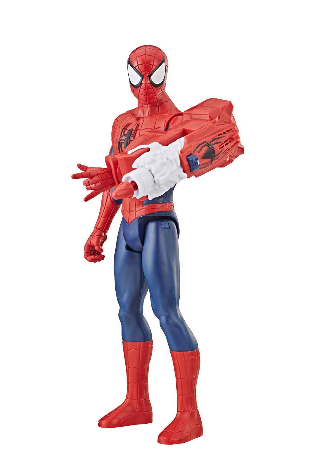 Toychamp   Power FX Spider Man figuur 30cm