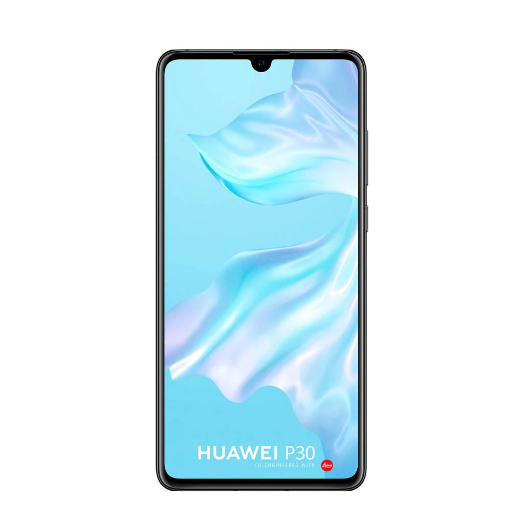 Huawei P30 128GB Zwart, N.v.t.