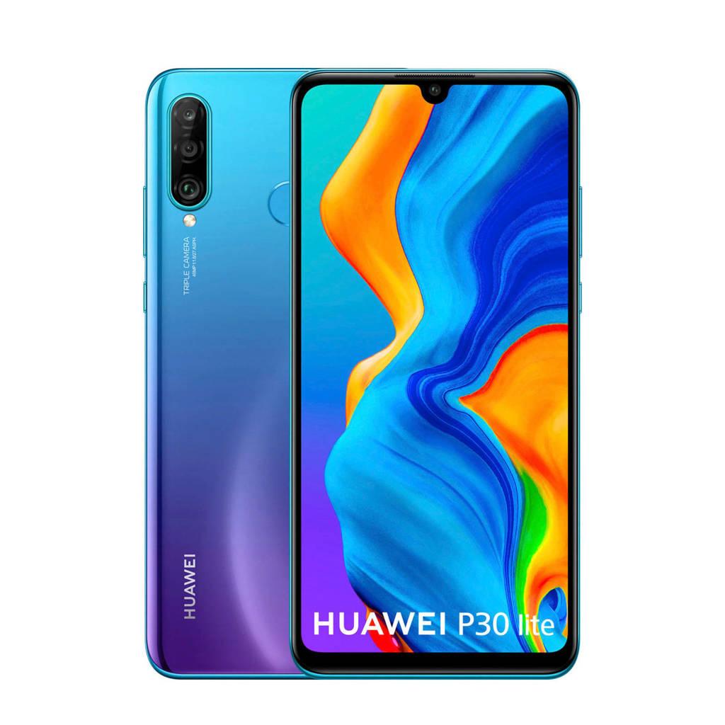 Huawei  P30 Lite  128GB, Blauw