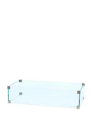 glasset Cosi straight (rechthoekig)