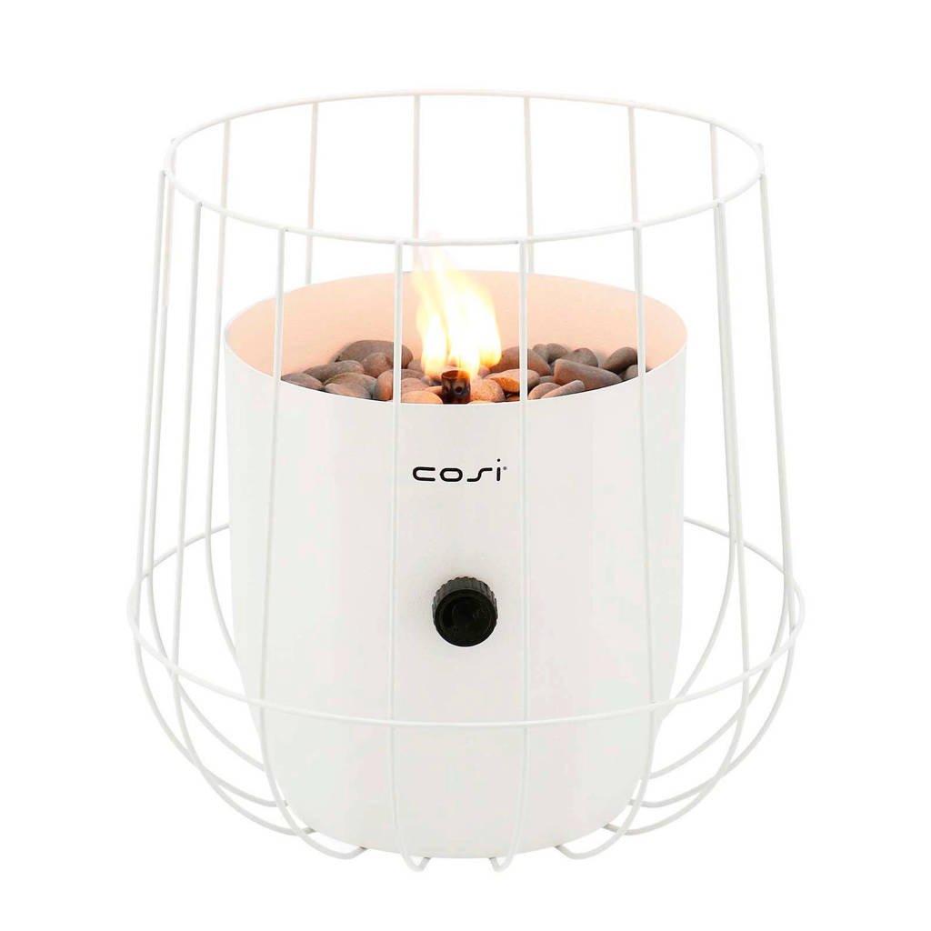 Cosi Fires gaslantaarn Basket, Wit