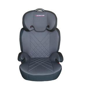 Junior Fix autostoel groep 2-3 grijs