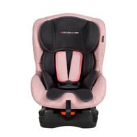 Xadventure Ranger autostoel 0-1 roze, Zwart/roze