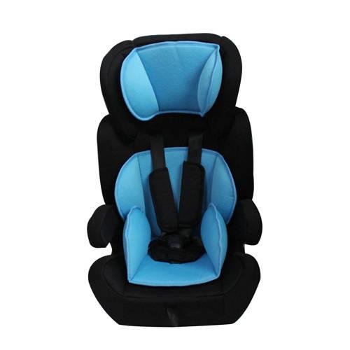 Xadventure Freeway autostoel groep 1-2-3 blauw kopen