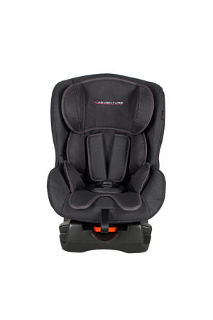 Ranger autostoel 0-1 zwart