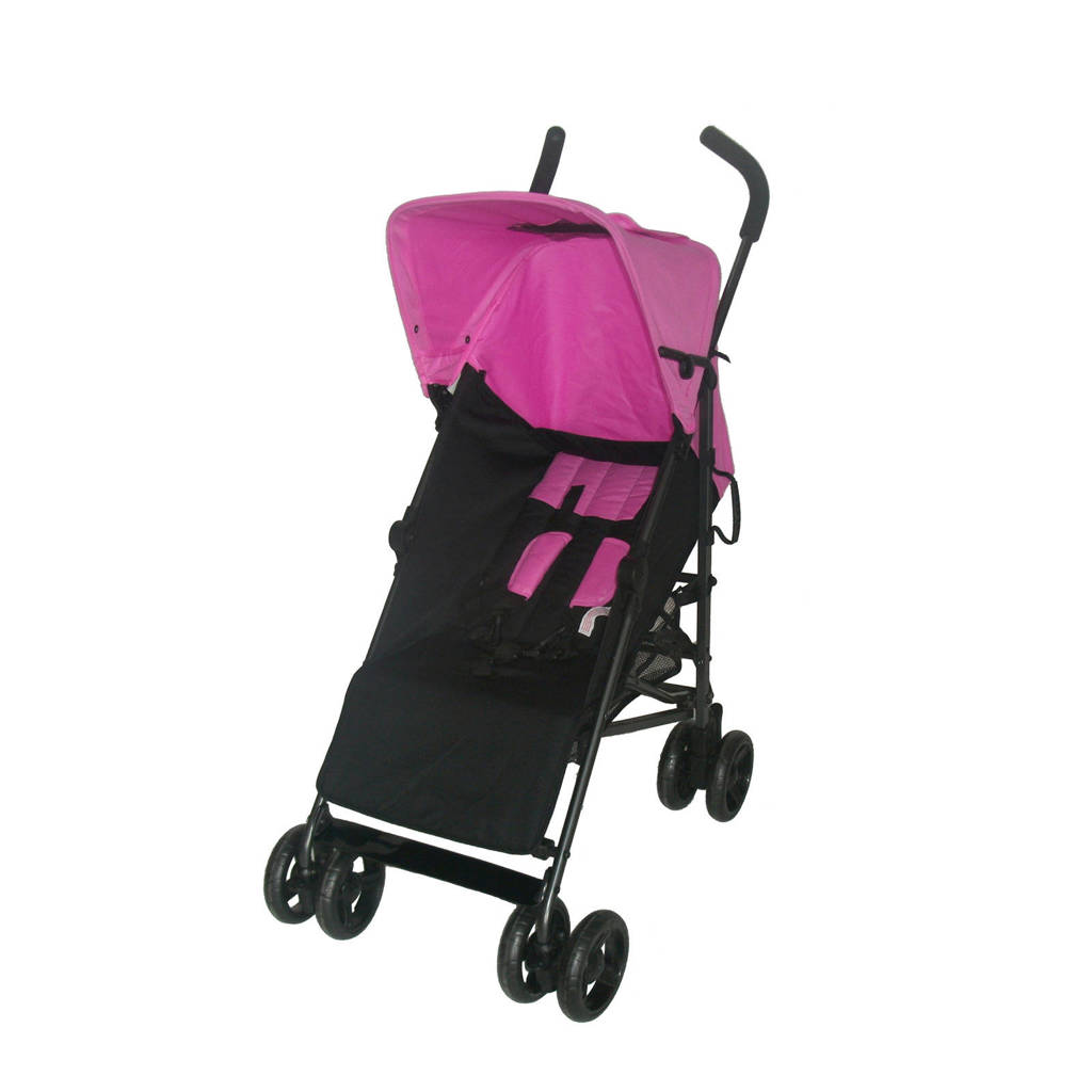 Bebies First buggy roze, Roze