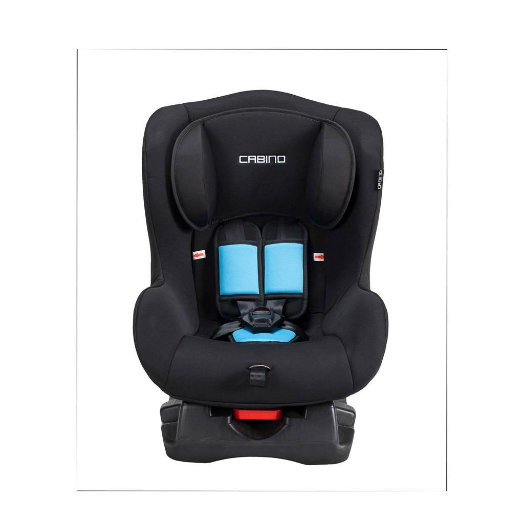 Cabino autostoel groep 0+1 zwart/blauw, Zwart/blauw