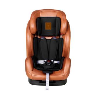 autostoel 1-2-3 bruin