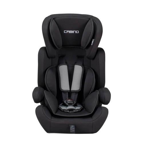 Cabino Autostoel 9-36 kg Zwart Grijs