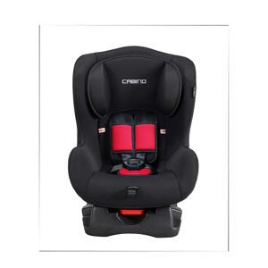 autostoel groep 0+1 zwart/rood