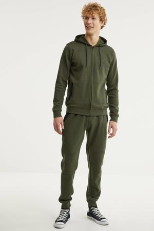 sweatpants Lax groen