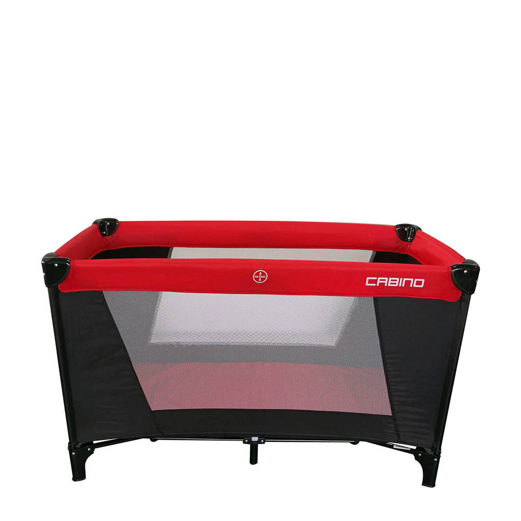 Cabino campingbed rood, Rood