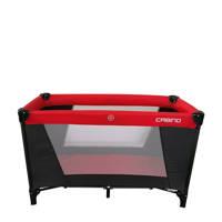 Cabino campingbed rood, Rood