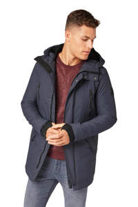 Tom Tailor winterjas donkerblauw, Donkerblauw