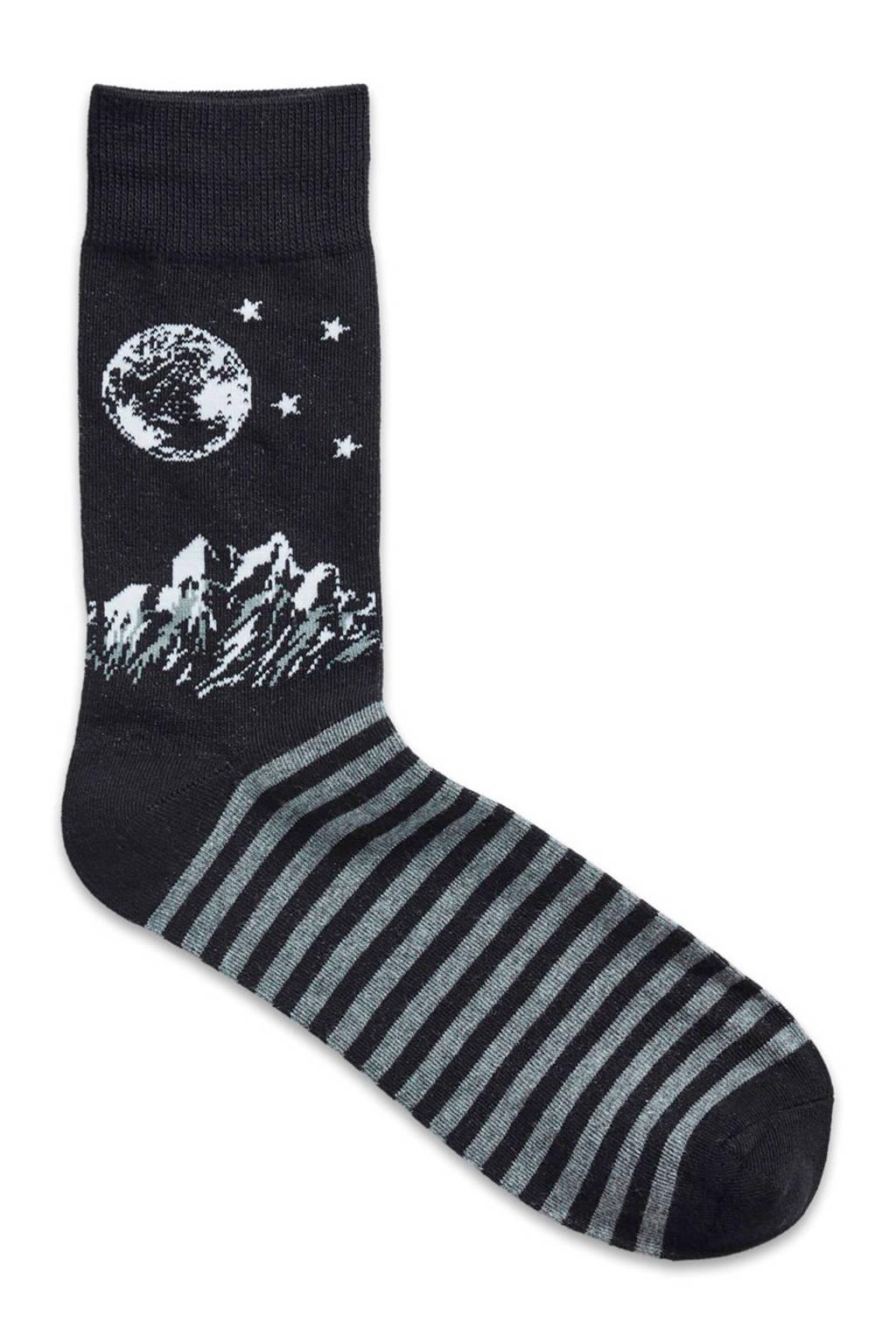 JACK & JONES sokken 4-pak, Light Grey Melange