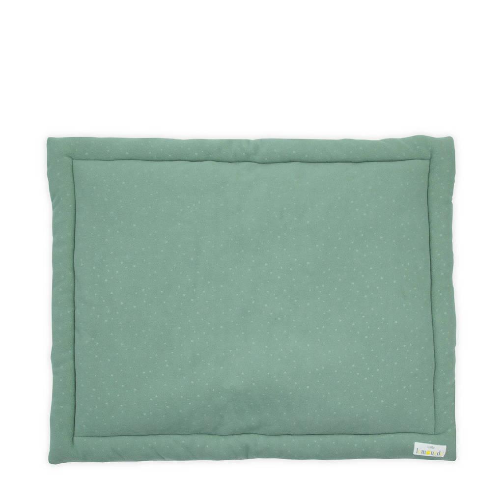 Little Lemonade Triangle boxkleed 80x100 cm groen, Groen