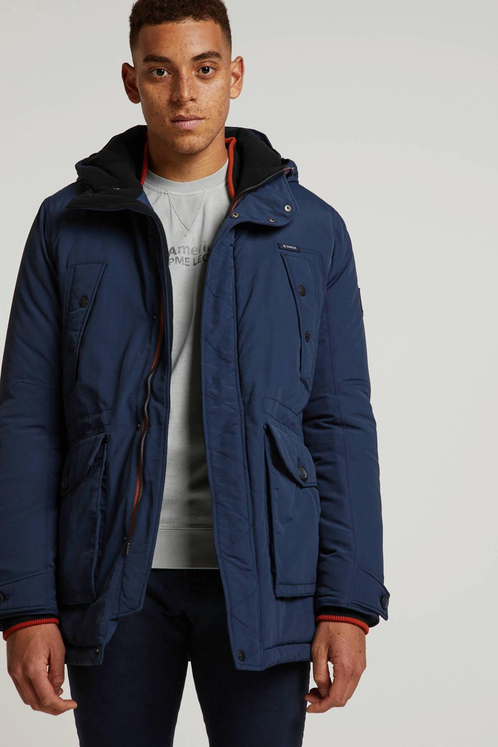 Garcia jas donkerblauw, Donkerblauw